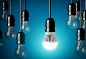 LED šviesa